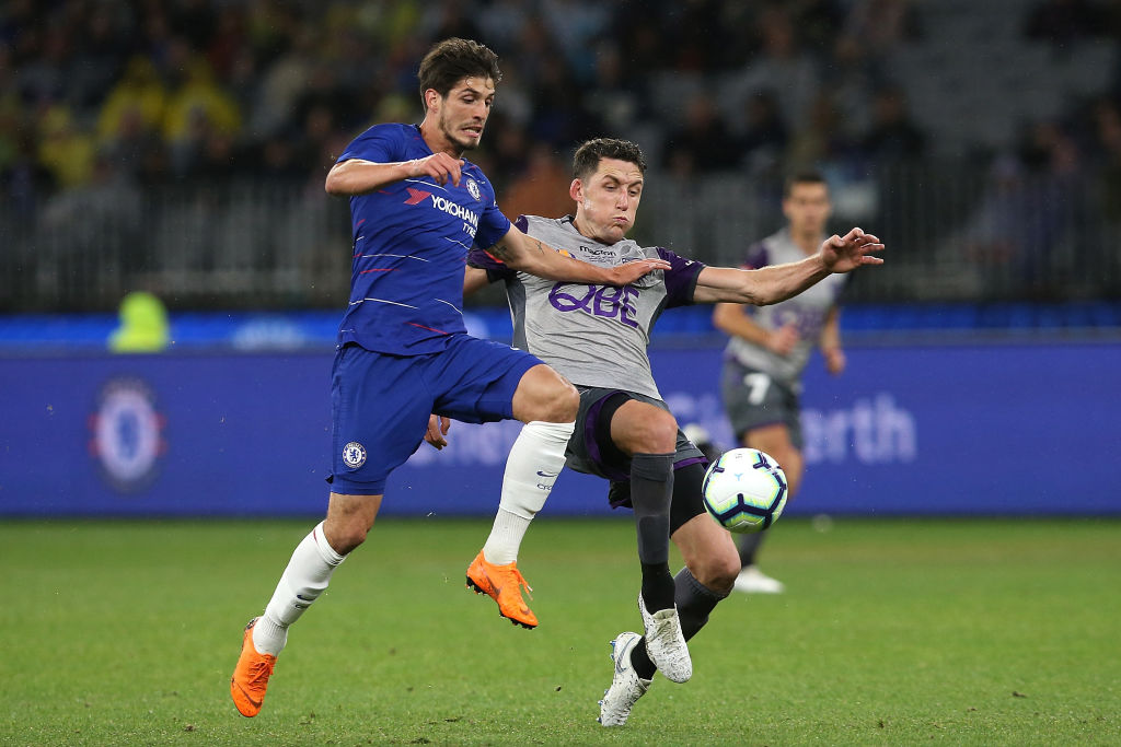 Lucas Piazon, Chelsea, Premier League