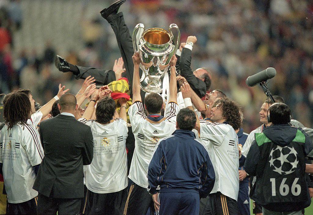 Vicente Del Bosque, Real Madrid, Champions League