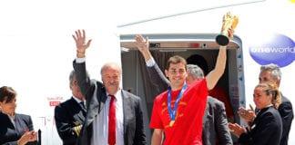 Vicente Del Bosque, World Cup, Spain