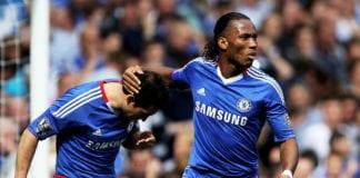 Didier Drogba, Frank Lampard, Chelsea