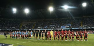 Napoli, Liverpool, UEFA Champions League