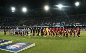 Napoli, Liverpool, UEFA Champions League