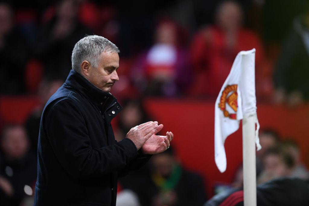 Jose Mourinho, Manchester United, Premier League