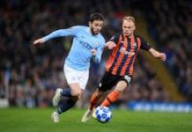 Manchester City v FC Shakhtar Donetsk - UEFA Champions League Group F