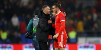Ryan Giggs, Gareth Bale, Wales