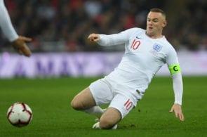 Wayne Rooney, MLS, DC United