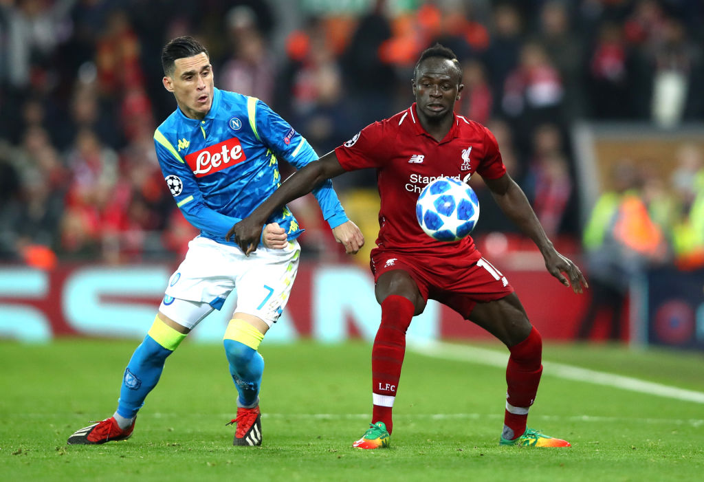 Liverpool v SSC Napoli - UEFA Champions League Group C