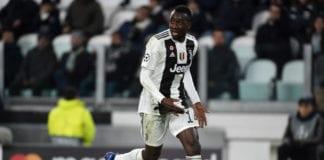 Blaise Matuidi, Juventus