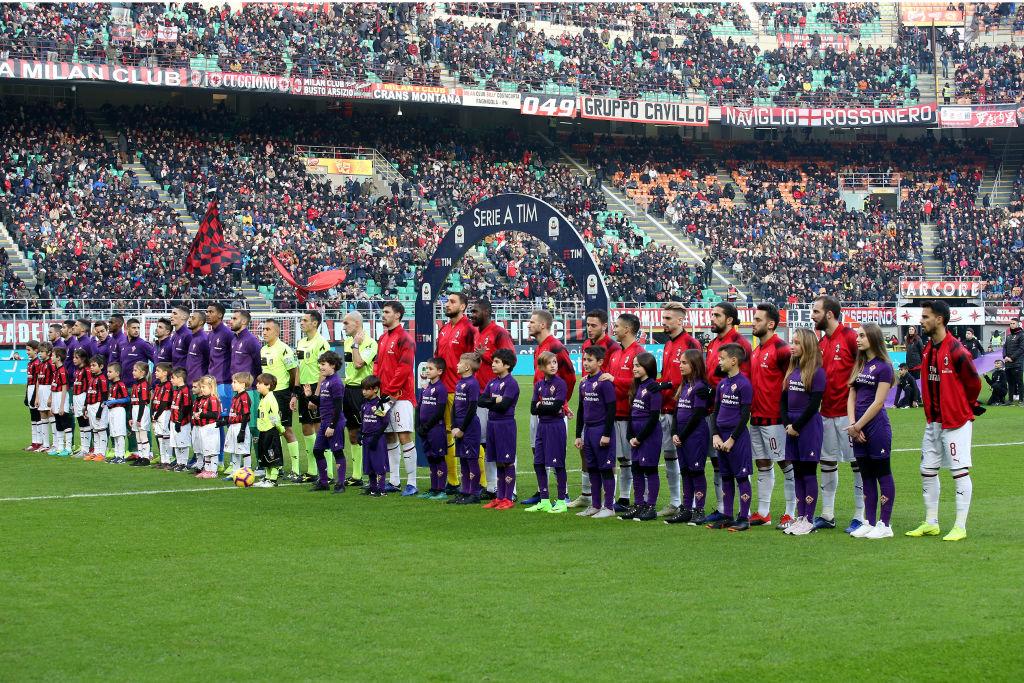 AC Milan, Fiorentina