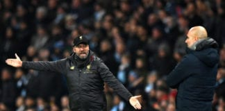 Jurgen Klopp, Pep Guardiola, Premier League