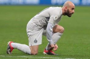 Borja Valero, Inter Milan