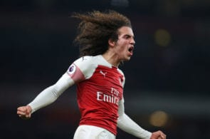 Matteo Guendouzi, Arsenal, France