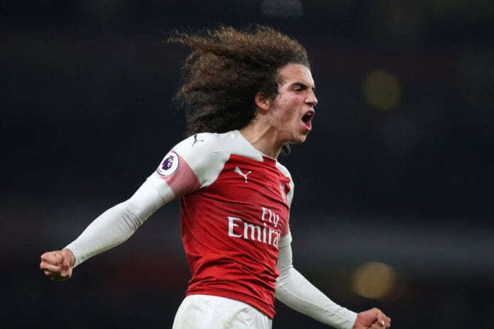 uk availability cc6e9 cfbc7 Arsenal's Matteo Guendouzi determined to take France chance ...