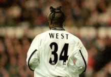 taribo west , derby county