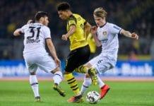 Jadon Sancho, Borussia Dortmund, Bayer Leverkusen