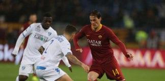 Patrik Schick, Roma, Serie A