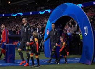 Cristiano Ronaldo, Atletico Madrid, Juventus