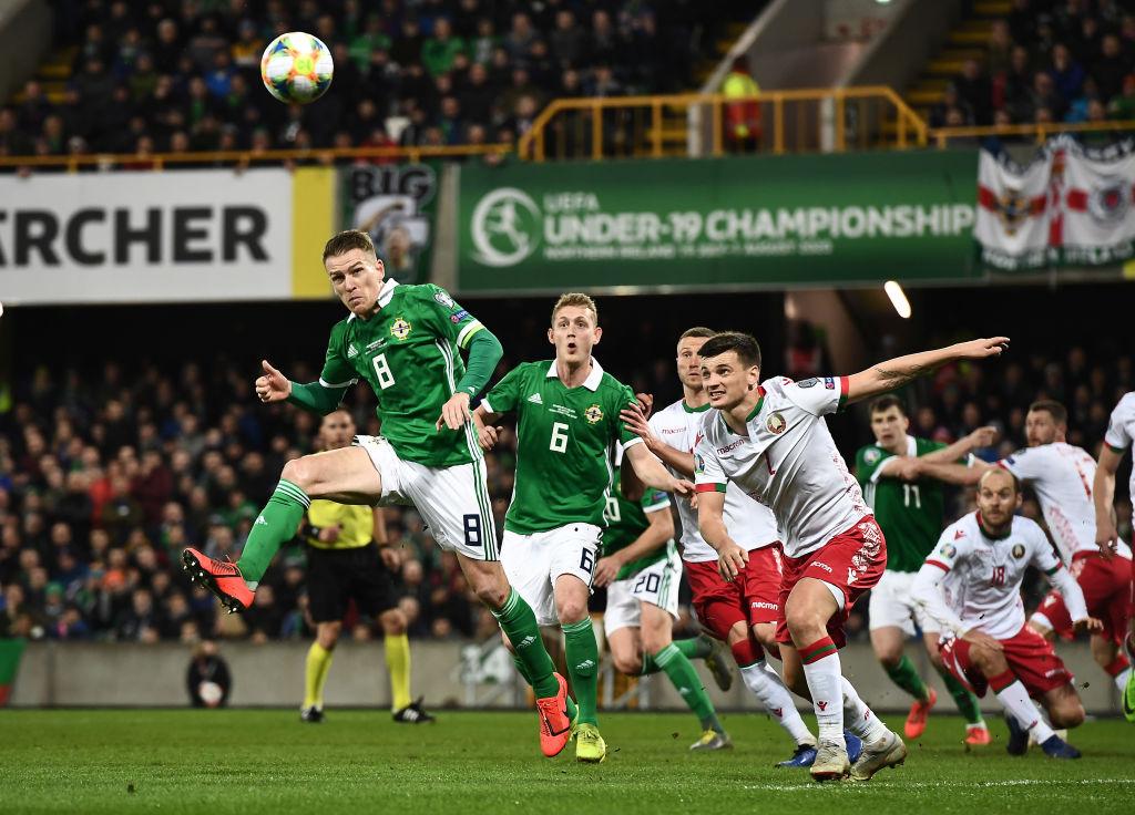 Northern Ireland, EURO 2020