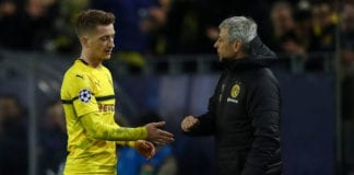 Marco Reus, Borussia Dortmund, Barcelona, UEFA Champions League, Lucien Favre,