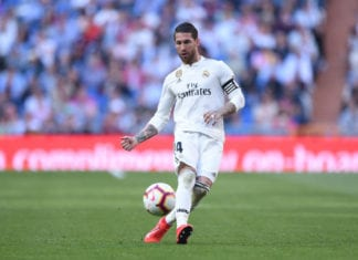 Sergio Ramos, Real Madrid, La Liga, Sevilla