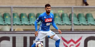 Elseid Hysaj, Napoli, Serie A