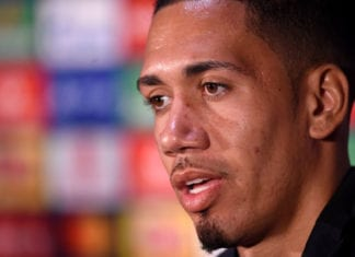 Chris Smalling, Roma, Manchester United