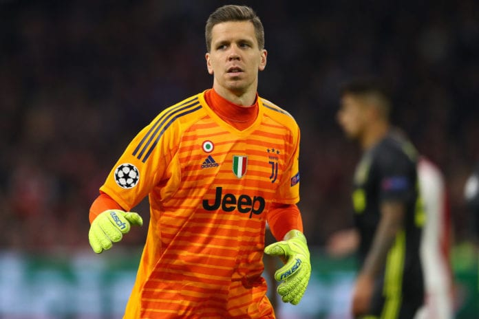 competitive price f79bf 870e9 Report: Szczesny takes his place as the greatest - Ronaldo.com