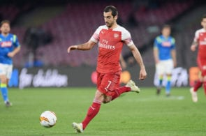 Henrikh Mkhitaryan, Arsenal, Premier League
