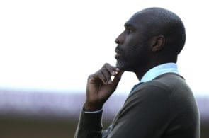 Sol Campbell, Macclesfield Town, Football League Two