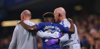 Callum Hudson-Odoi, Chelsea, Premier League, UEFA Champions League
