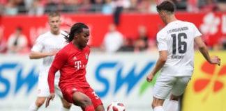 Renato Sanches, Bayern Munich