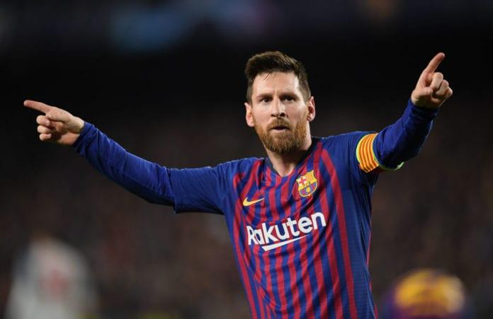 hot sale online cf8bf ac900 Messi praises Barcelona wonderkid - Ronaldo.com