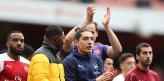 Hector Bellerin, Arsenal, Premier League