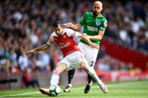 Arsenal FC v Brighton & Hove Albion - Premier League