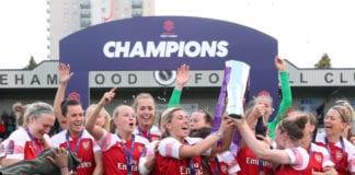 Arsenal, Women's Super League