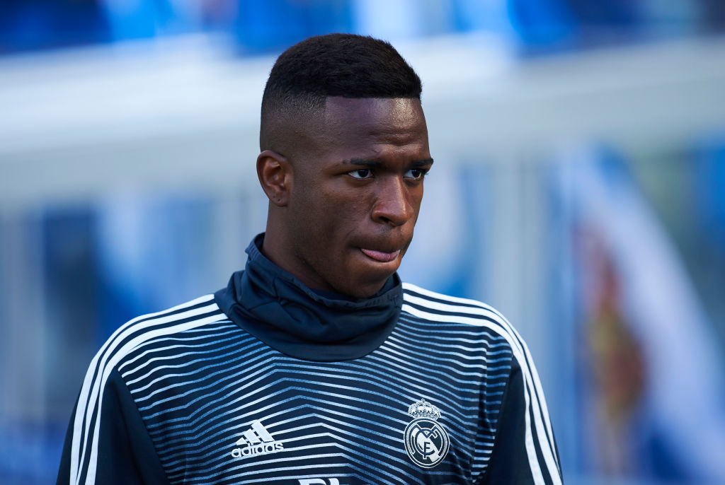 Vinicius Junior, Real Madrid, Brazil
