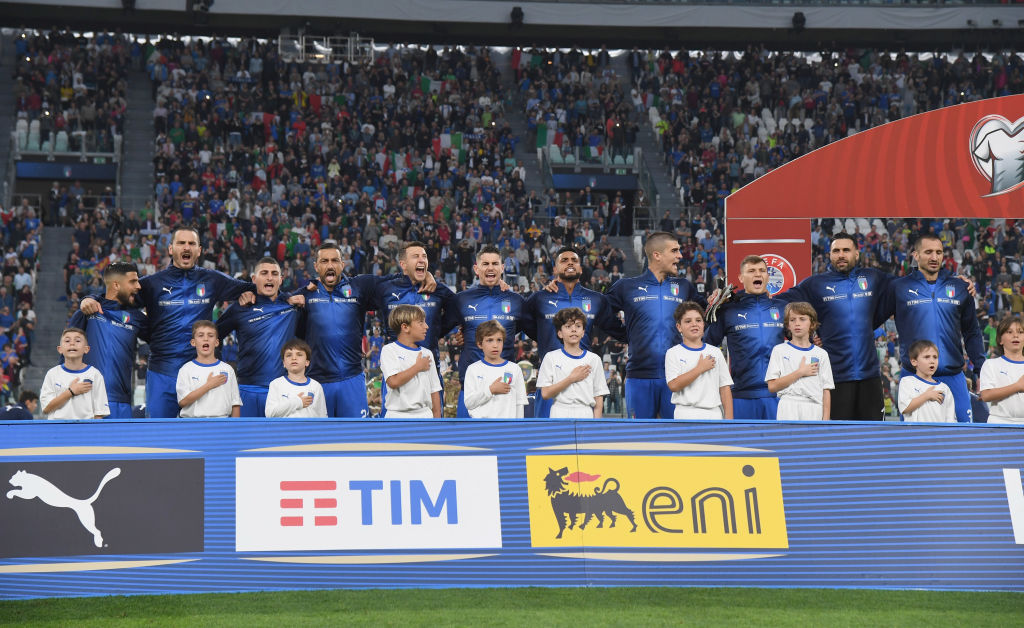 Italy, European Qualifiers, UEFA EURO 2020