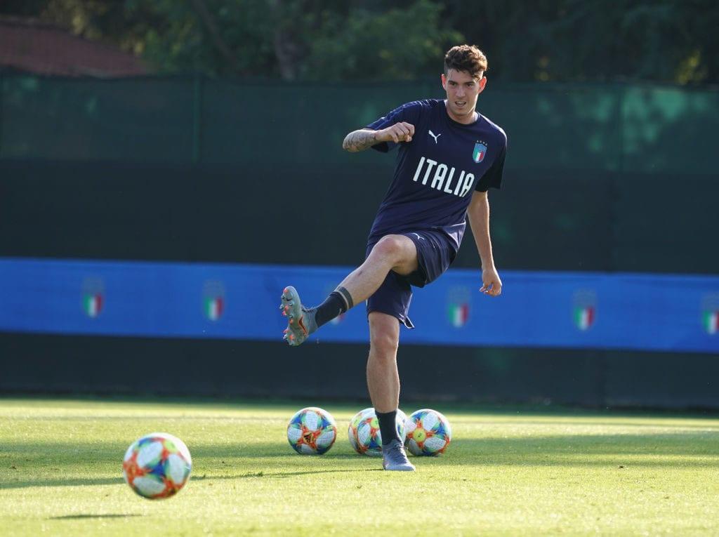 Alessandro Bastoni, Inter Milan, Italy