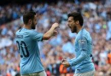 Bernardo Silva, David Silva, Manchester City
