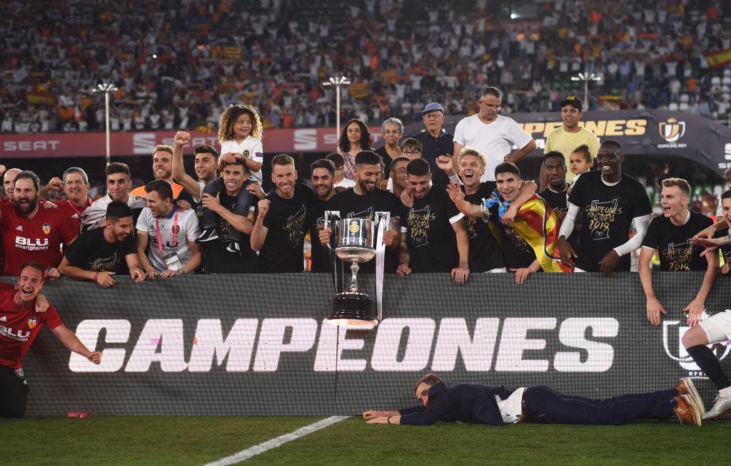 Valencia, Copa del Rey