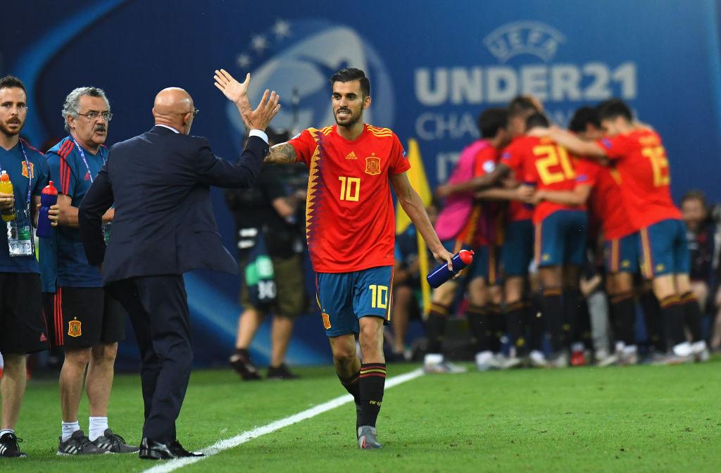 Spain v Germany - 2019 UEFA European Under-21 Championship Final