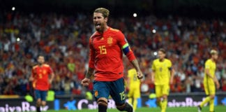 Spain, European Qualifiers, UEFA EURO 2020