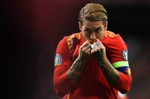 Sergio Ramos, Spain, 2020 Olympic Games
