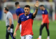 Chile, Alexis Sanchez