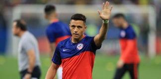 Chile, Alexis Sanchez