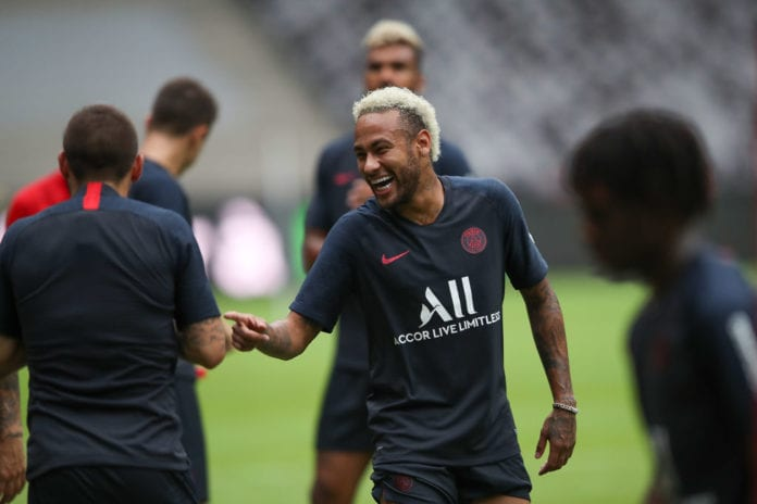 Opinion: PSG fooled half of Europe with the Neymar saga