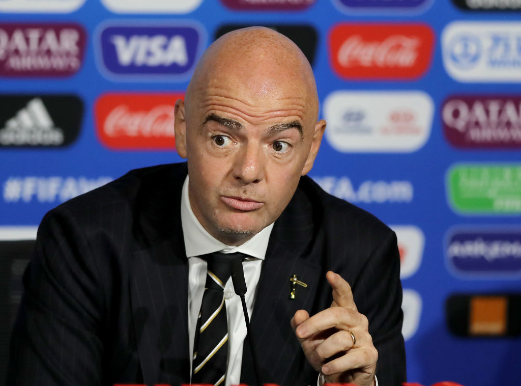 FIFA Closing Press Conference - FIFA Women's World Cup France 2019