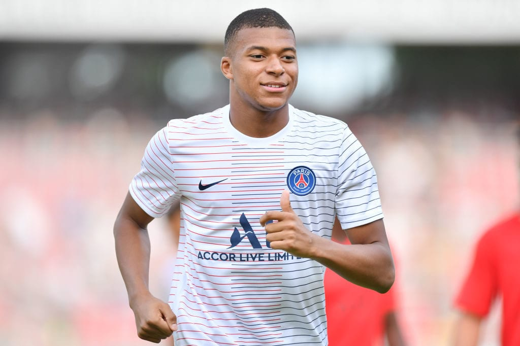 Kylian Mbappe, Paris Saint-Germain, Real Madrid, Juventus