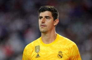 Thibaut Courtois, Real Madrid