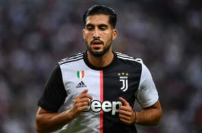 Emre Can, Juventus, Maurizio Sarri